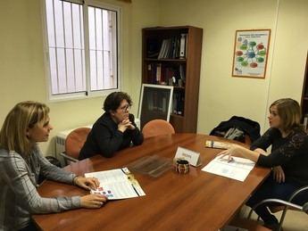 Ciudadanos Albacete conoce las necesidades de los familiares de enfermos de Alzheimer