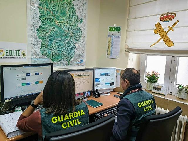 Tres detenidos, uno de Albacete y otro de Cuenca, por estafar más de 10 millones de euros a empresas extranjeras