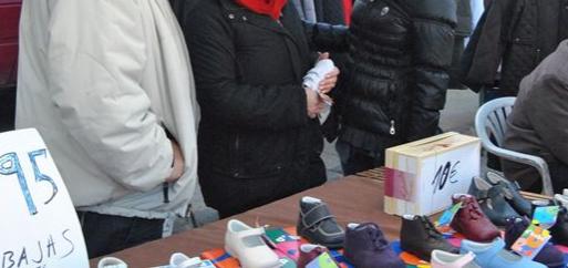 Dos personas detenidas por vender prendas falsificadas en el mercadillo de 'Los Invasores' de Albacete