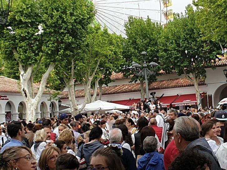 Primer balance de la Feria de Albacete 2019, bajo el prisma del alcalde