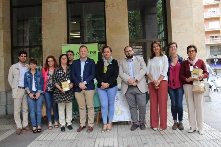 El alcalde de Albacete se une a los actos organizados con motivo del Día Mundial de la Salud Mental