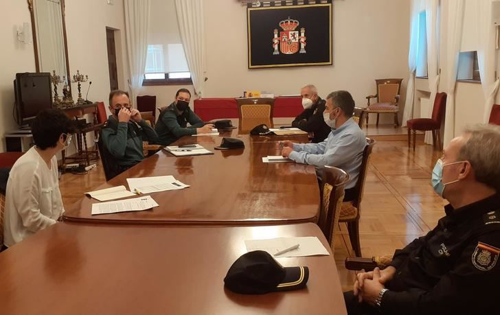 Inspección de Trabajo coopera en la vigilancia de las campañas agrícolas en la provincia de Albacete