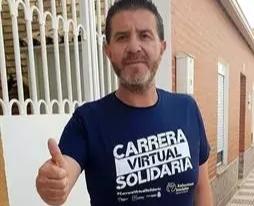 El presidente de la Diputación de Albacete anima a la población a sumarse a las Carreras Virtuales Solidarias