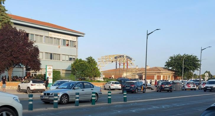 Detectado un brote en el Hospital Mancha Centro y en el de Albacete ya hay 43 positivos