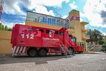 El servicio de emergencias de Castilla-La Mancha recibió el pasado año más de 1,4 millones de llamadas