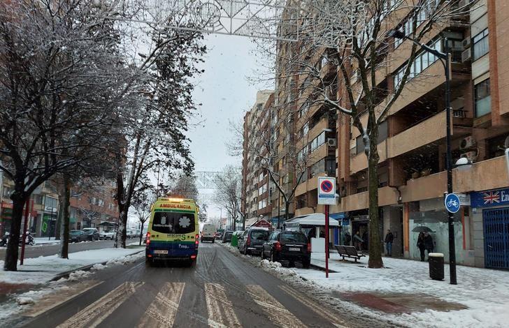 El acceso a la atención sanitaria, prioridad de la Junta en Albacete ante el temporal de nieve y frío