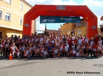 El Club de Atletismo 27 de Agosto organiza para el domingo  la XXVIII Milla Urbana de Madrigueras