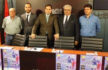 Albacete acoge por cuarto año consecutivo el Campeonato Nacional de Fútbol 7 Unificado, para personas con discapacidad intelectual