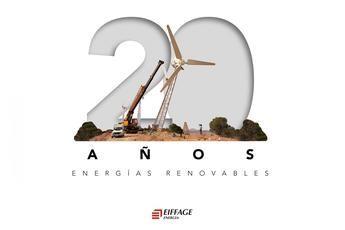 Eiffage Energía celebra más de 20 años generando energía limpia
