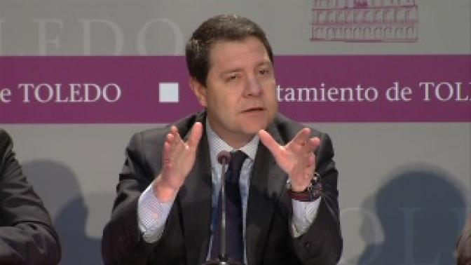 García-Page critica a Cospedal en relación a la Ley de Garantías