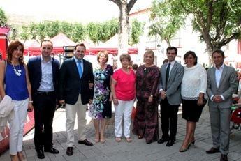Inauguradas las XXXI Jornadas provinciales de 'Consumo, Salud y Mujer' celebradas en Valdeganga