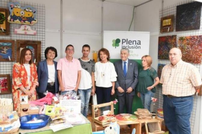 67 nuevas plazas para personas con discapacidad en 72 centros ocupacionales de Castilla-La Mancha