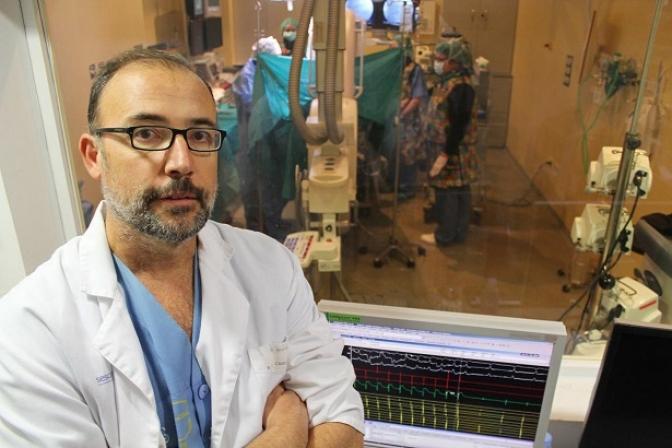 La Unidad de Arritmias de Toledo, referente nacional en implantar desfibriladores subcutáneos en dolencias cardiacas graves