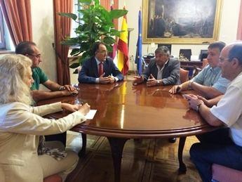 Nuevo reunión entre Asaja y el subdelegado del Gobierno en Albacete para tratar de los daños en la agricultura