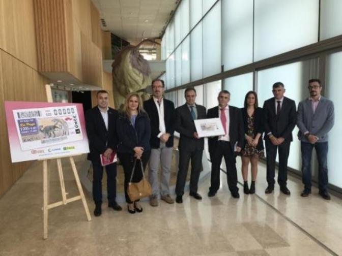 El museo de paleontología de Cuenca será protagonista del cupón de la ONCE el 30 de octubre
