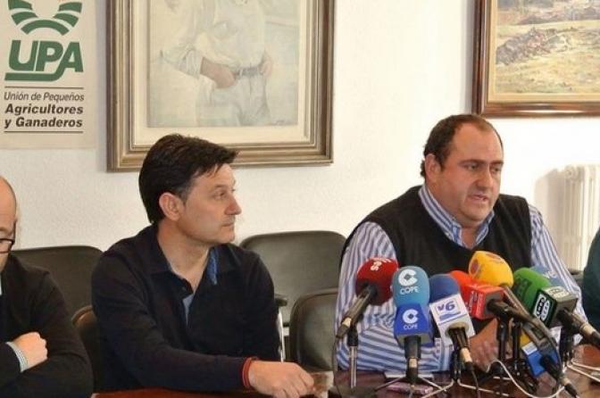 Julián Martínez deja la secretaría general de UPA en Albacete