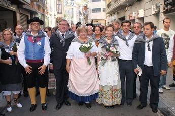 Misa en honor a la patrona de Albacete, la Virgen de los Llanos, con asistencia del consejero de Educación