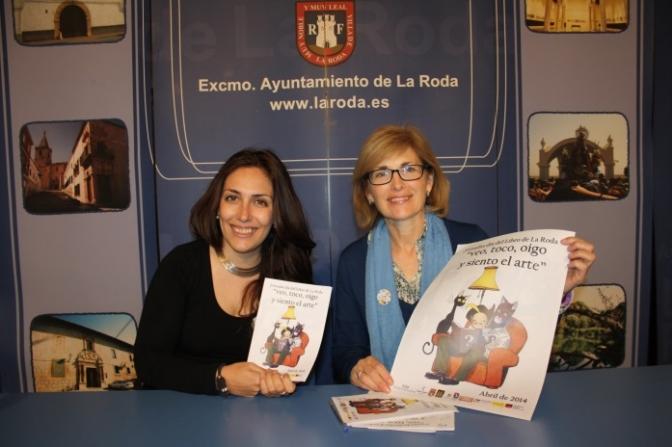 La Roda celebra el Día del Libro con infinidad de actividades al aire libre