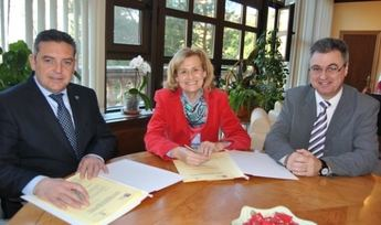Convenio entre Ayuntamiento y Federación de Municipios