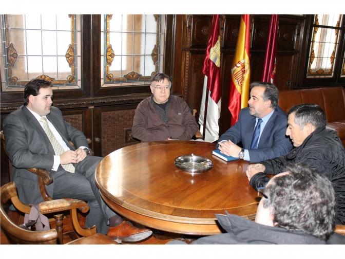 Respaldo de la Diputación de Albacete a la Semana Santa de Tobarra