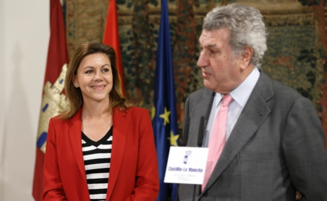 Jesús Posada destaca el esfuerzo que ha hecho Castilla-La Mancha