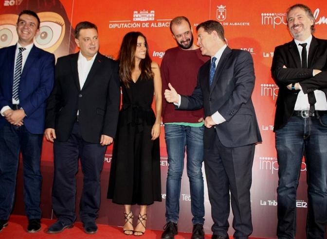 Macarena García y Fernando Franco, protagonista en la jornada inaugural de Abycine