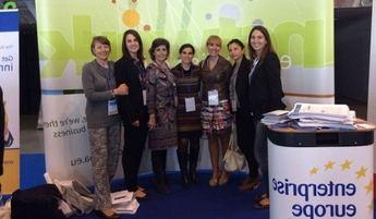 FEDA participa de nuevo en la Conferencia Anual de la Enterprise Europe Network, Torino 2014