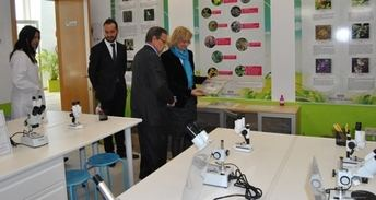 El nuevo laboratorio didáctico del Jardín Botánico de Albacete se pone en marcha este viernes