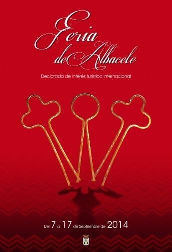 Los albaceteños podrán recoger el programa  de Feria 2014 desde las 11.30 horas en la puerta del Ayuntamiento