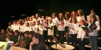 """En el primer concierto del Festival """"Música en Primavera' se completó el aforo del Gran Teatro"""