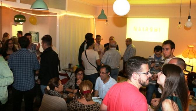 Inauguración de Nairobi Estudio: un nuevo estudio de diseño gráfico, diseño web y motion graphics en Albacete
