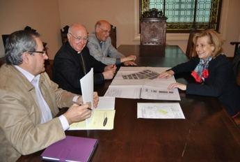 El barrio de Cañicas contará con un nuevo templo religioso