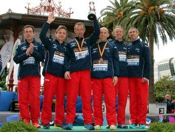 El CA Albacete-Diputación logró seis medallas en el Campeonato de España de Medio Maratón
