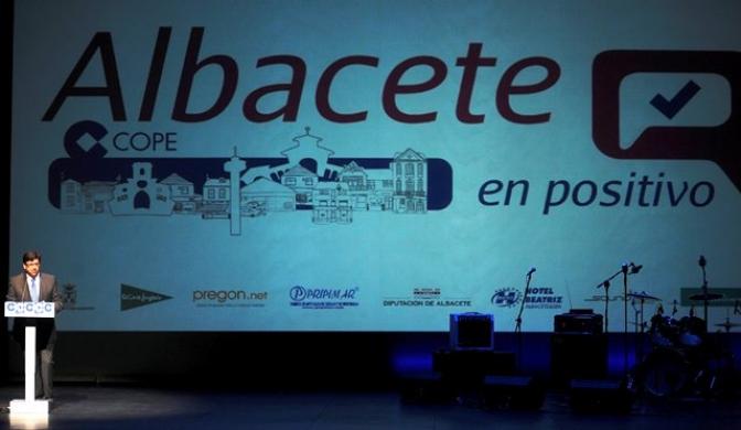 COPE Albacete entrega los reconocimientos de su campaña 'Albacete en Positivo'