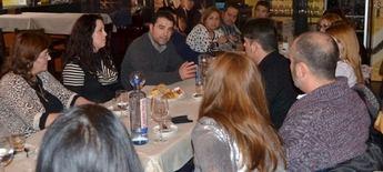 Belinchón (PSOE) dice que estará siempre abierto a las personas que quieren reunirse con él