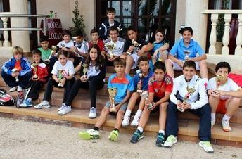 Los jóvenes tenistas albaceteños y rodenses están ante su mejor año