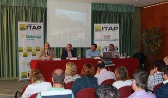 La jornada en el ITAP sobre el pistacho demostró el alto interés de los agricultores por este cultivo
