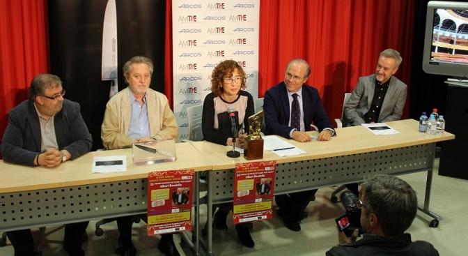 Albert Boadella y el Teatro Calderón de Madrid serán los protagonistas de la gala anual de AMIThE el 11 de noviembre