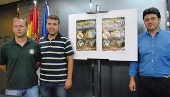 Real Madrid y Estudiantes encabezan el cartel del torneo de baloncesto que se disputa el lunes en Albacete