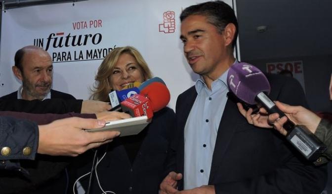 González Ramos (PSOE Albacete) destaca el recorte a los derechos fundamentales que ha hecho el PP estos cuatro años