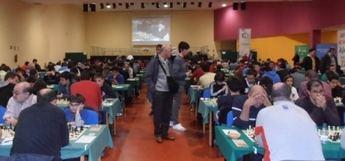 Todo listo para el XLI Torneo Internacional de Ajedrez de La Roda