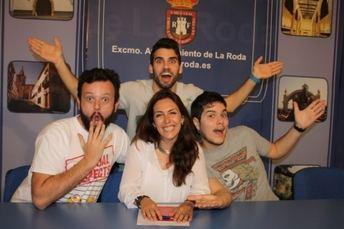 Teatro de improvisación en el Auditorio Municipal de La Roda