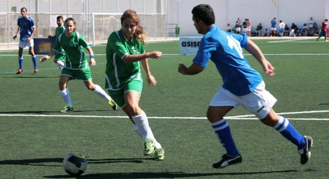 Clausurado el Campeonato Nacional de Futbol 7 Inclusivo, organizado por Fecam y desarrollado en Albacete