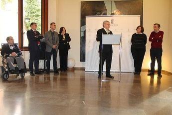 Celebración de los 40 años de democracia en el Museo de Albacete