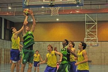 El Albacete Basket ganó en la cancha del Estudio (66-90)