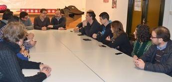 Belinchón y UGT analizan las propuestas del PSOE para mejorar el empleo y la vida de los albaceteños