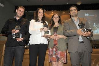 La Asociación de Periodistas de Albacete entregó los Premios de Periodismo 2013