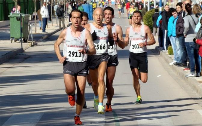 El Club de Atletismo Albacete-Diputación aspira a diez medallas en el Campeonato de España de Maratón