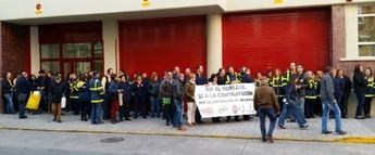 Los trabajadores de Correos de la provincia de Albacete inician sus paros