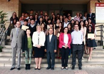 Concluye el curso de lengua y cultura española en el Campus de Cuenca